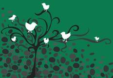 Abstract Tree Royalty Free Stock Photos