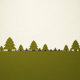 Abstract Tree Background Royalty Free Stock Photos