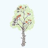 Abstract tree Royalty Free Stock Photo