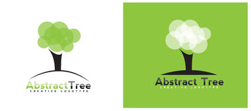 Abstract tree logo Stock Photo
