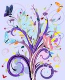 Abstract tree3 Royalty Free Stock Photo
