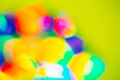 Abstract trendy holographic background with bright yellow color. Backdrop for your design royalty free stock image