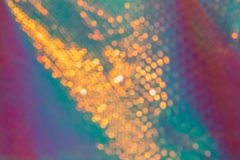 Abstract trendy holographic background with neon colors. Backdrop for your design royalty free stock image