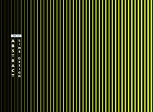 Abstract trendy vivid green line on black background. illustration vector eps10 stock illustration
