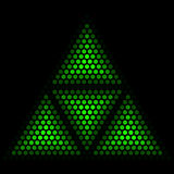 Abstract Triangle Stock Photography