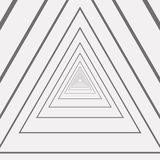 Abstract of triangle amaze gray and white pattern background. Abstract of triangle amaze gray and white pattern background, illustration vector 10 Stock Image
