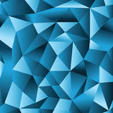Abstract triangle background Royalty Free Stock Photo
