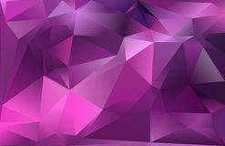 Abstract triangle background. Royalty Free Stock Image