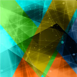 Abstract triangle background1 Stock Photos