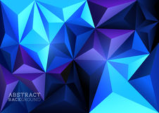 Abstract Triangle Background Royalty Free Stock Image