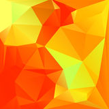 Abstract triangle geometric vector background Stock Images