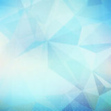 Abstract Triangle Geometrical Background. Royalty Free Stock Photography