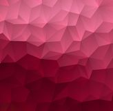 Abstract Triangle Geometrical Colorful Background Stock Photo