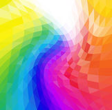 Abstract Triangle Geometrical Multicolored Background, Vector Illustration EPS10 Stock Photos