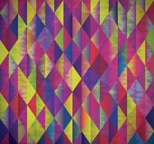 Abstract geometrical background Stock Photo