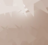 Abstract triangle. Gradient for background Stock Photo