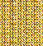 Abstract triangle pattern Stock Images