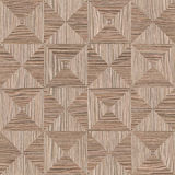 Abstract triangle pattern - seamless background - Blasted Oak Stock Image