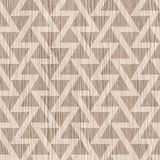 Abstract triangle pattern - seamless background - Blasted Oak Royalty Free Stock Photos