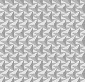 Abstract triangle pattern seamless texture background Stock Image