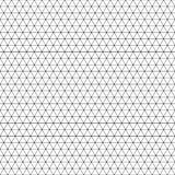 Abstract triangle pattern.Vector background. Repetitive dotted geometric texture.Ordered triangles.  vector illustration