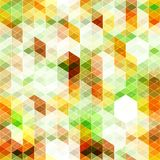 Abstract triangle seamless Royalty Free Stock Photo