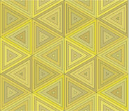 Abstract triangle seamless background. Abstract geometric seamless wallpaper pattern.Triangle background for your design.Vector illustration Royalty Free Stock Photos