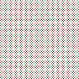 Abstract triangle seamless texture xmas Royalty Free Stock Photos