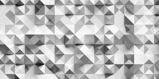 Abstract triangle and square Stock Photos