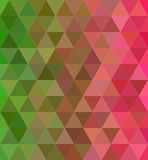 Abstract triangle tile mosaic background design. Abstract triangle tile mosaic pattern background design Royalty Free Stock Photos