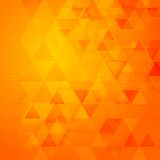 Abstract triangle vector tech background Royalty Free Stock Images