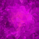 Abstract triangle violet texture Stock Photography