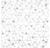 Abstract triangles, background Stock Photo