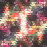 Abstract triangles background for design Royalty Free Stock Photo