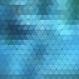 Abstract triangles background for design Royalty Free Stock Image