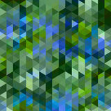 Abstract triangles background for design Royalty Free Stock Images