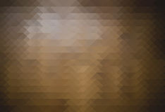 Abstract triangles background. Royalty Free Stock Photo