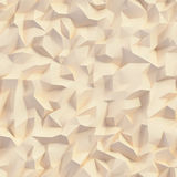 Abstract triangles background Stock Photo
