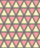 Abstract triangles geometry background. Design illustration stock illustration