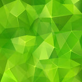 Abstract triangles geometry vector background royalty free illustration