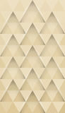 Abstract triangles horizontal pattern background for mobile Stock Image