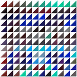 Abstract triangles Royalty Free Stock Image