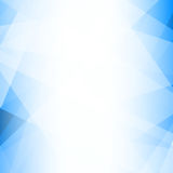 Abstract triangular background Royalty Free Stock Photography