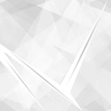 Abstract triangular background Stock Photography