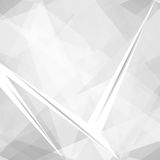 Abstract triangular background Royalty Free Stock Photos