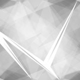 Abstract triangular background Stock Photos