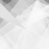 Abstract triangular background Stock Images
