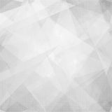 Abstract triangular background Stock Image