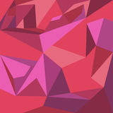 Abstract triangular background. Royalty Free Stock Photos
