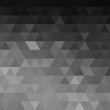 Abstract triangular background. Vector. Illustration EPS 10 Stock Photos